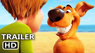 SCOOB Official Trailer # 2 (NEW 2020) Scooby Doo Animation Movie HD
