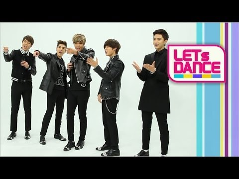 Let's Dance: HISTORY(히스토리)_What am I to you(난 너한테 뭐야) [ENG/JPN SUB]