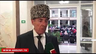 Известному чеченскому композитору Рамзану Паскаеву 70 лет