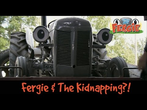 Fergie & The Kidnapping?! | Little Grey Fergie