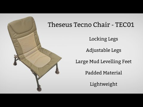 Fishing Republic | Theseus Techno Chair