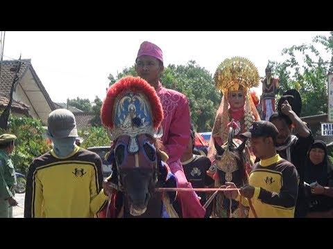 Jaran Goyang - Odong odong Karawang TSR dan Kuda ( Jaran ) 16 September 2017