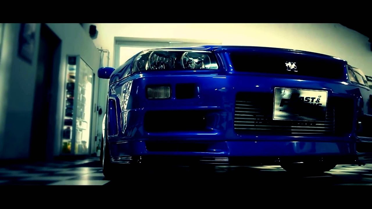 Paul Walker Original Fast Amp Furious Skyline Gt R 34 Youtube