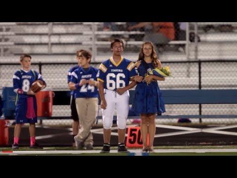 senior dating eighth grader