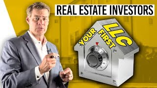 Setting Up LLC For Real Estate Investing (Your 1st LLC!) Video