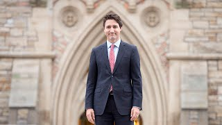 WATCH LIVE:  Prime Minister Justin Trudeau speaks following swearing-in ceremony