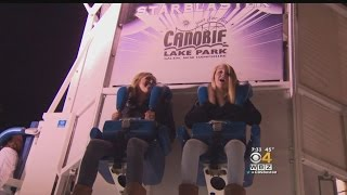 Rides And Haunted Houses Make For Exciting Night At Canobie Lake