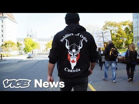 The Soldiers of Odin: Inside Canada's Extremist Vigilante Gr