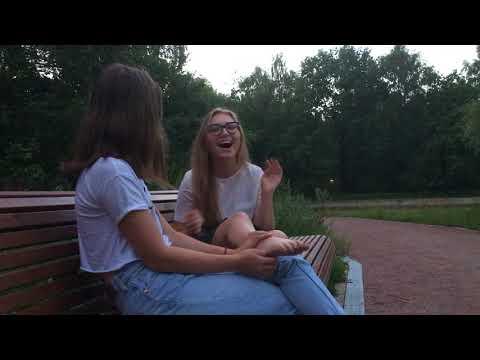 Щекотка челлендж / tickle for 1 minute challenge  (feet, promo)