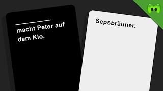 GEILSTE PIETSMIET KARTEN 🎮 Cards Against Humanity