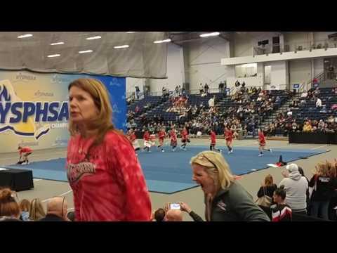 Plainedge Varsity Cheer 2017