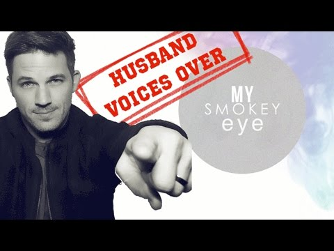 Husband Does My Voiceover Challenge FUNNY  Matt & Angela Lanter