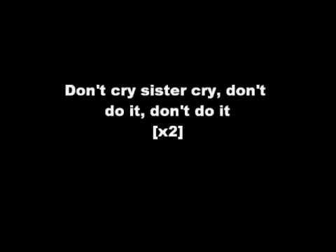 Don't Cry Sister~JJ Cale~Lyrics