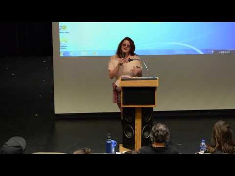 PCC: Poetry Slam, The Pueblo Poetess
