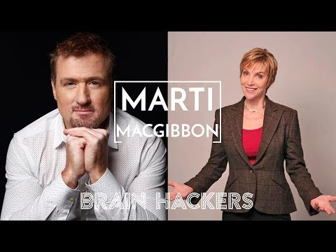 The Brains Behind It Episode 147 - Marti MacGibbon