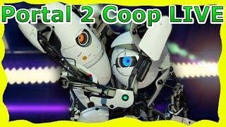 Portal 2 Coop   Live Part 1