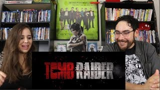 Tomb Raider - Official Trailer Reaction / Review