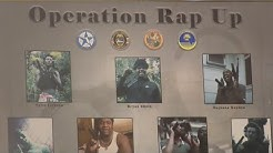 JSO: 6 arrested, 3 wanted in 'Operation Rap Up'