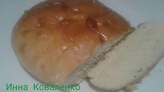 Постный хлеб //самый простой и бюджетный домашний хлеб