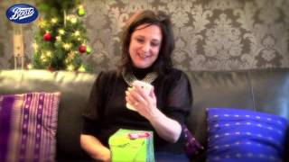 Boots Xmas Gift tag - Video Thumbnail