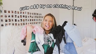 try on clothing haul for the summer time!