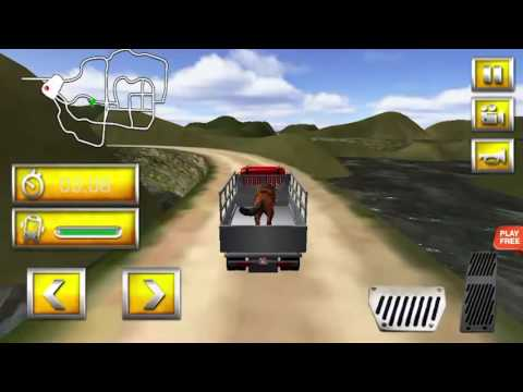 Transporter Truck  Wild Horse - Android Gameplay HD