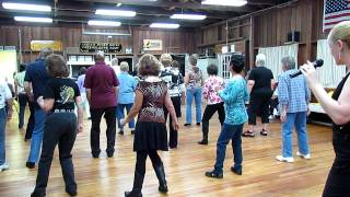 Drink In My Hand line dance 1-13-12