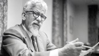 Abraham Joshua Heschel speaking at UCLA 5/25/1963 From the archives of the UCLA Communications Studies Department. Digitized 2013. The views and ideas expressed in these videos are not necessarily shared ..., From YouTubeVideos