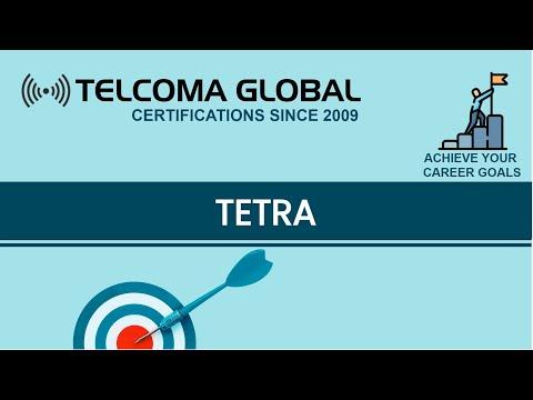 TETRA Technology - TErrestrial Trunked RAdio