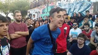 ANDYFA , SOREK Y FH VS BELICO , NG Y CLEMENTE - FILTROS - GENERAL RAP GRUPAL