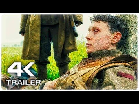 1917 Русский Трейлер #2 (4K ULTRA HD) НОВЫЙ 2020 Ричард Мэдден, Бенедикт Камбербэтч Drama Movie HD