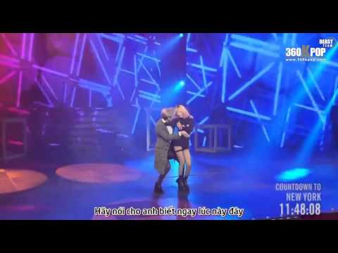 [Vietsub][Perf]131103 Trouble Maker - Now @Youtube Music Awards Seoul {BEASTeam}