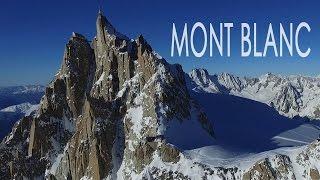 Mont Blanc - Refuge des Cosmiques