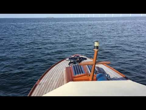 Rapsody 24 Tango, Cruising At Øresund Denmark Close To The Port Of Copenhagen668