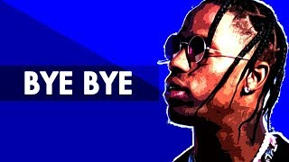 """BYE BYE"" Dark Trap Beat Instrumental 2018   Hard Lit Rap Hiphop Freestyle Trap Type Beats   Free DL"