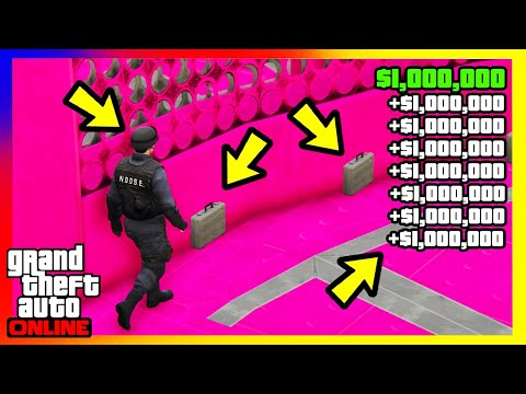*LEGIT & EASY* A MONEY GLITCH AFK MODDED JOB  ($20,000,000 EASY) IN GTA 5 ONLINE PATCH 1.50