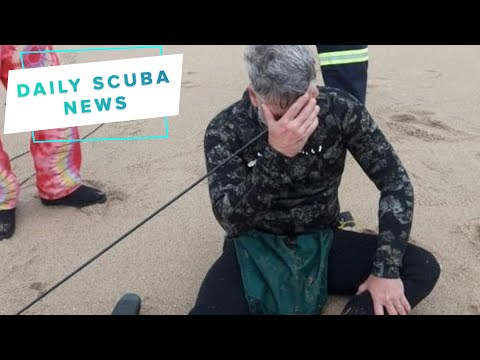 Daily Scuba News - New Darwin Award Nominee?!