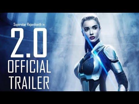 20 Official Hd Trailer Robot 2 Rajnikanth Shankar Akshay