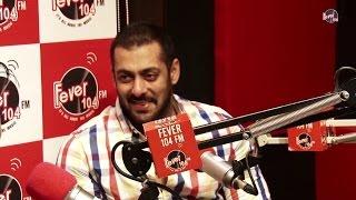 Salman Khan | Prem Ratan Dhan Payo | Sonam Kapoor | Fever 104 FM
