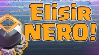 FARMIAMO ELISIR NERO! - Progetto Clash of Clans #14 | Clash of Clans ITA