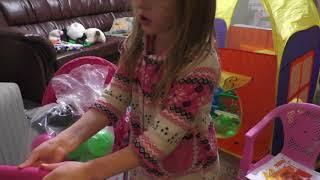 Уроки английского шарики и овощной магазин часть 3 0028