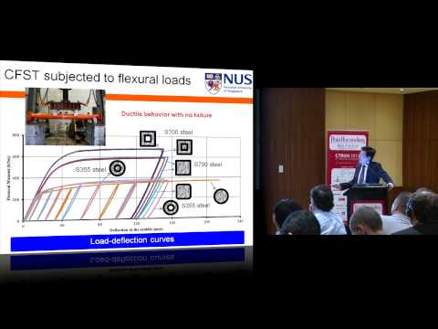 "CTBUH 2012 Shanghai Congress - Richard Liew, ""Design of Concrete Filled Steel Tube with..."""