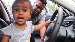 my toddler and baby teach me about cars