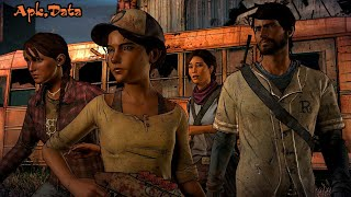 The walking dead season 3 game apk,data Download for free any Android in Hindi