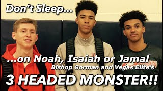 Bishop Gorman & Vegas Elite's 3 Headed Monster!