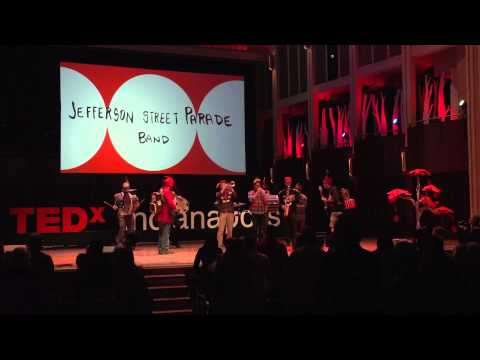 Musical performance | Jefferson Street Parade Band | TEDxIndianapolis