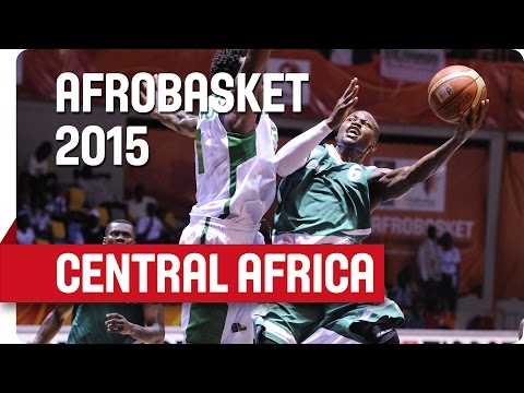 Road to AfroBasket 2015: CENTRAL AFRICA REPUBLIC