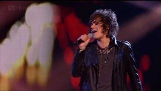 Frankie Cocozza joins The A Team - The X Factor 2011 Live Show 1 - itv.com/xfactor