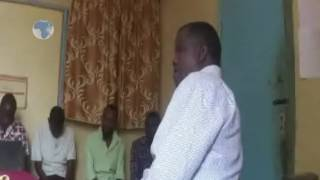 Three men arraigned in court for stealing a sheep worth Sh.6000