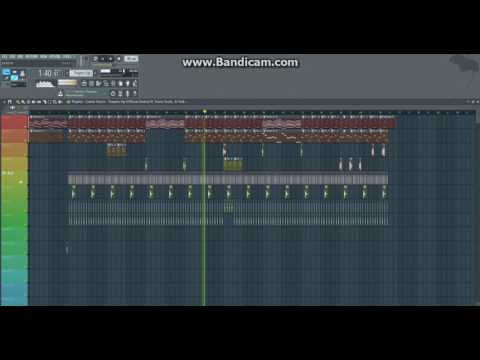 Calvin Harris - Prayers Up Ft Travis Scott, A-Trak Instrumental, Remake